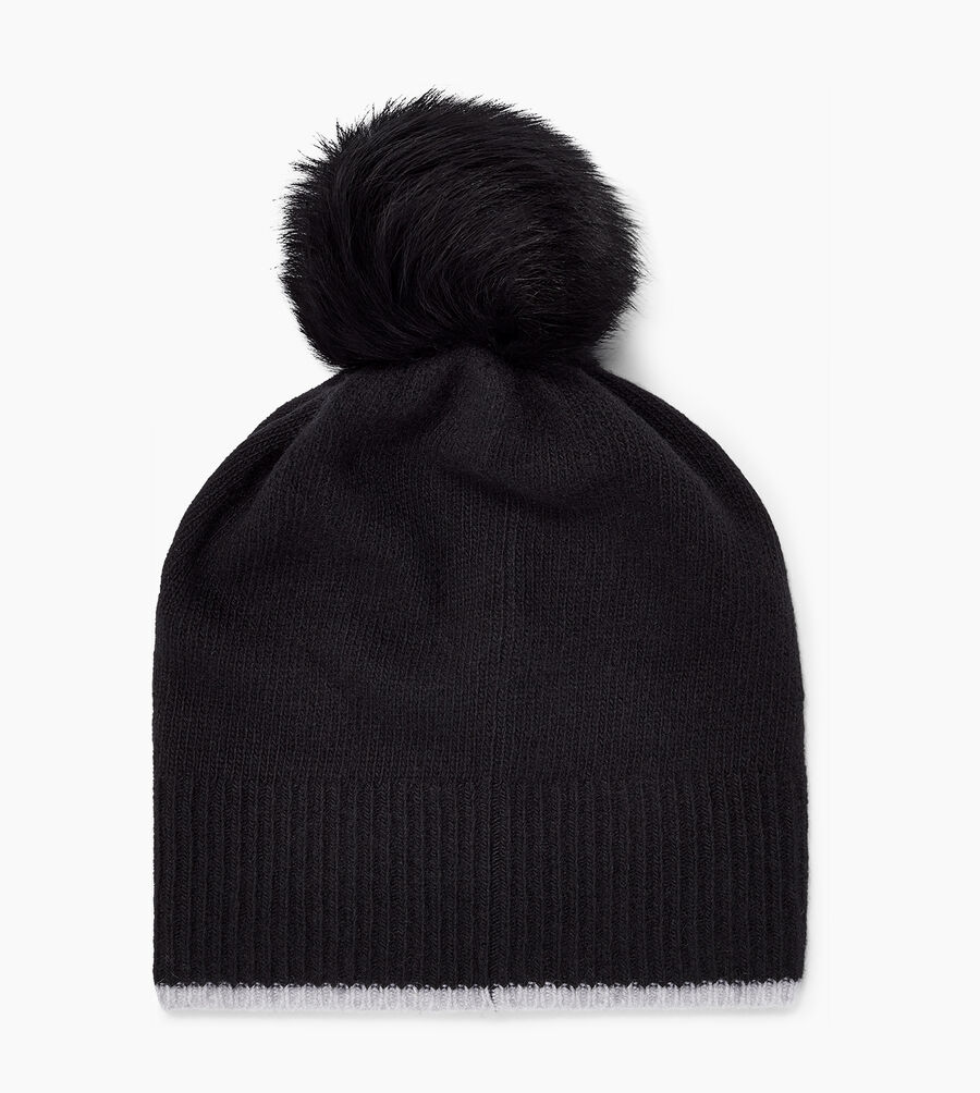 Naomi Cashmere Hat - Image 2 of 2