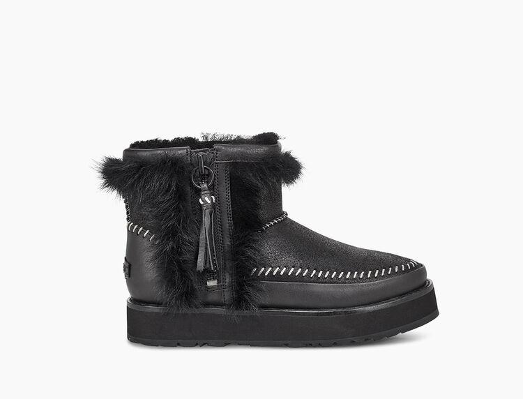 Fluff Punk Boot
