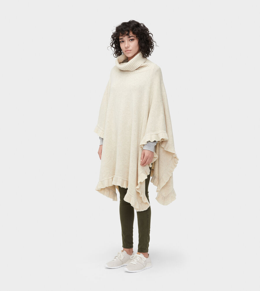 Jacey Poncho - Image 1 of 4