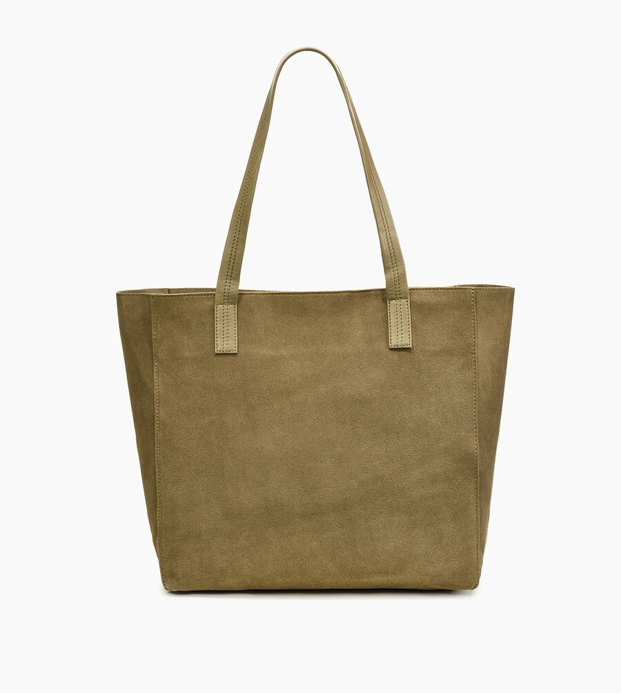 Alina Suede Tote - Image 3 of 6