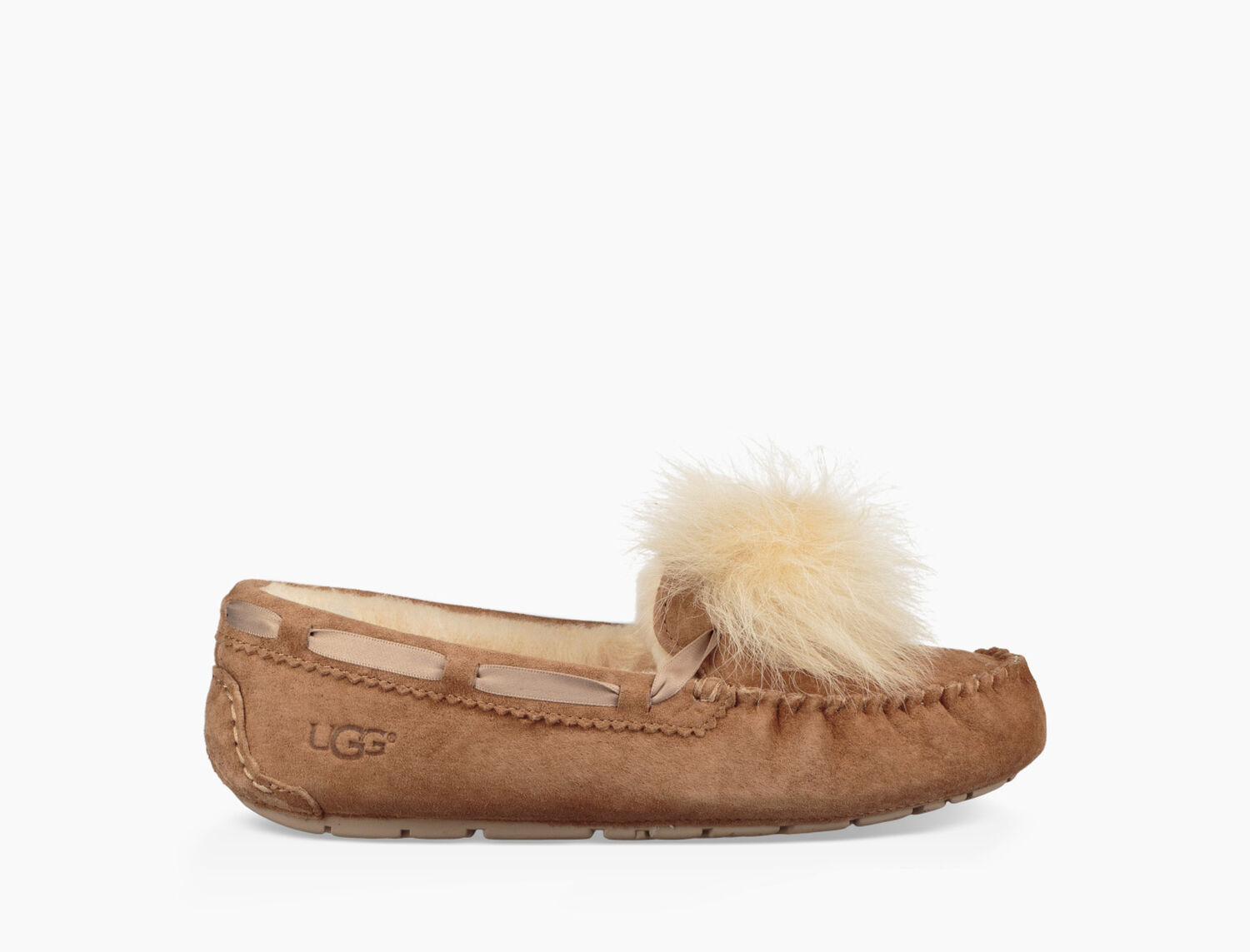 cbd26bc1325 Women's Share this product Dakota Pom Pom Slipper
