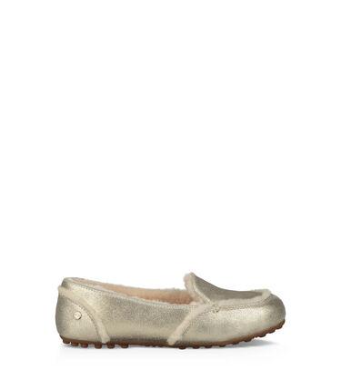 Hailey Metallic Loafer