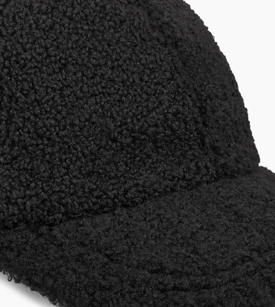 Faux Sherpa Cap - Image 2 of 2