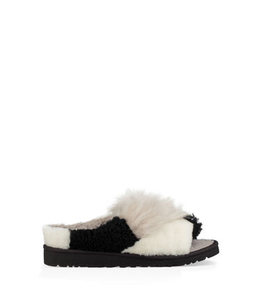 Patchwork Fluff Slide