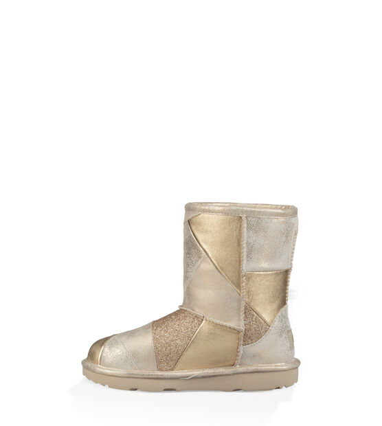 Classic II Short Patchwork Boot