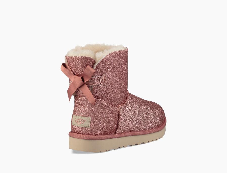 Mini Bailey Bow Sparkle Boot - Image 1 of 6