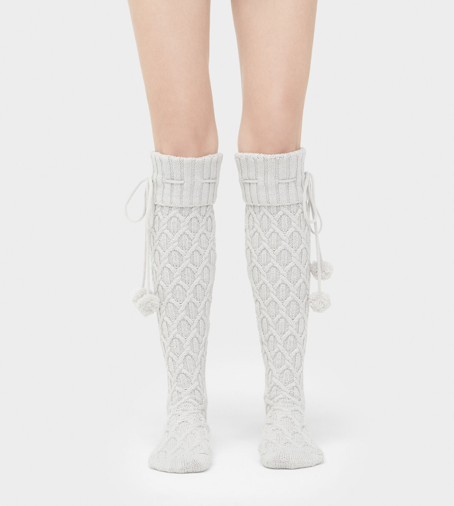 Women S Sparkle Cable Knit Sock Ugg 174 Official Ugg Com