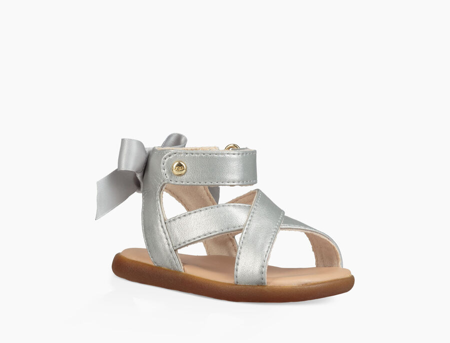 Maggiepie Shimmer Sandal - Image 2 of 6