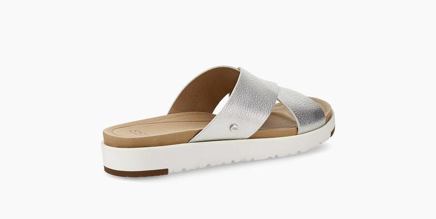 Kari Metallic Sandal - Image 4 of 6