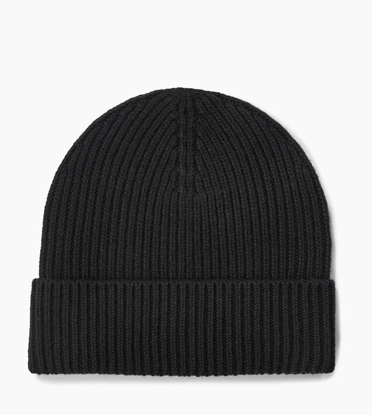Wide Cuff Rib Hat