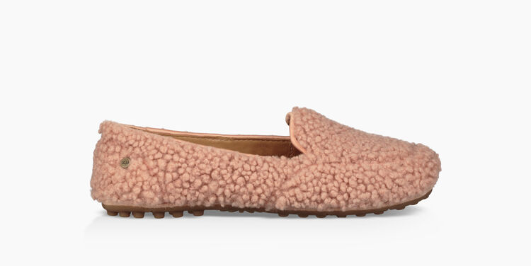 Hailey Fluff Loafer