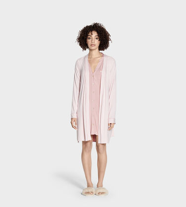 Aldridge Mini Stripe Robe
