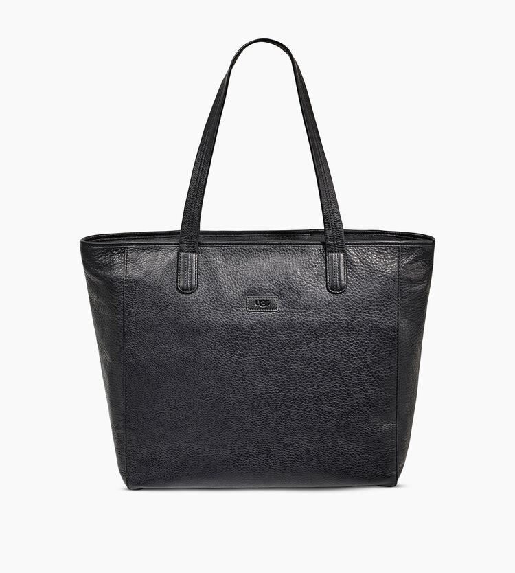 Alina Leather Tote