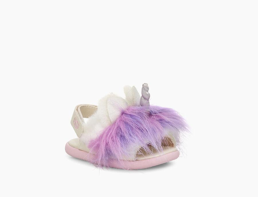 Rainbow Unicorn Sandal - Image 1 of 6