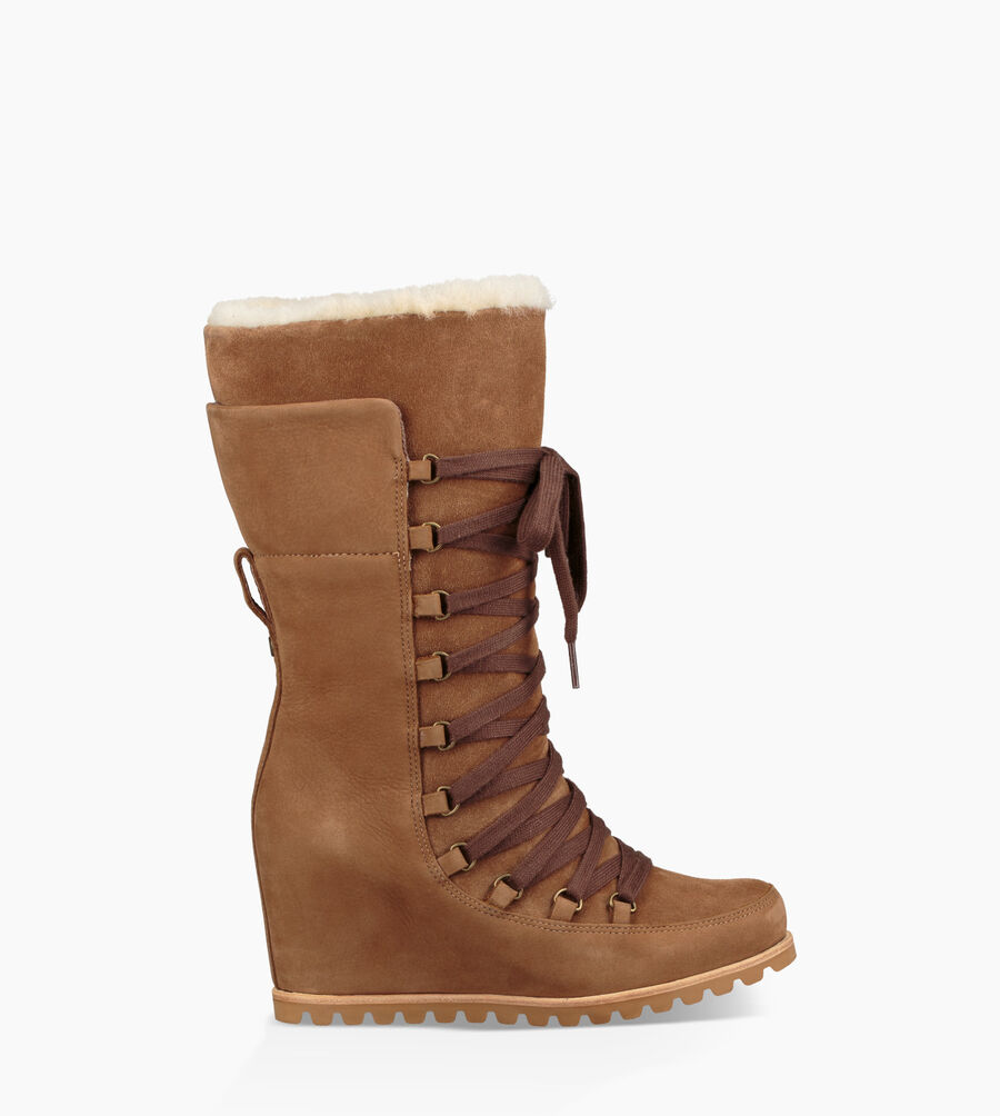 Women S Mason Laced Wedge Ugg 174 Official Ugg Com