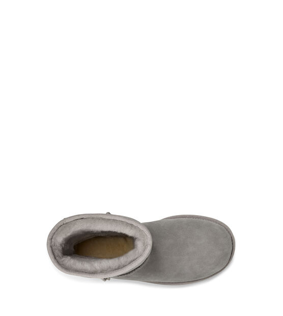 Classic Short Metallic Snake Boot