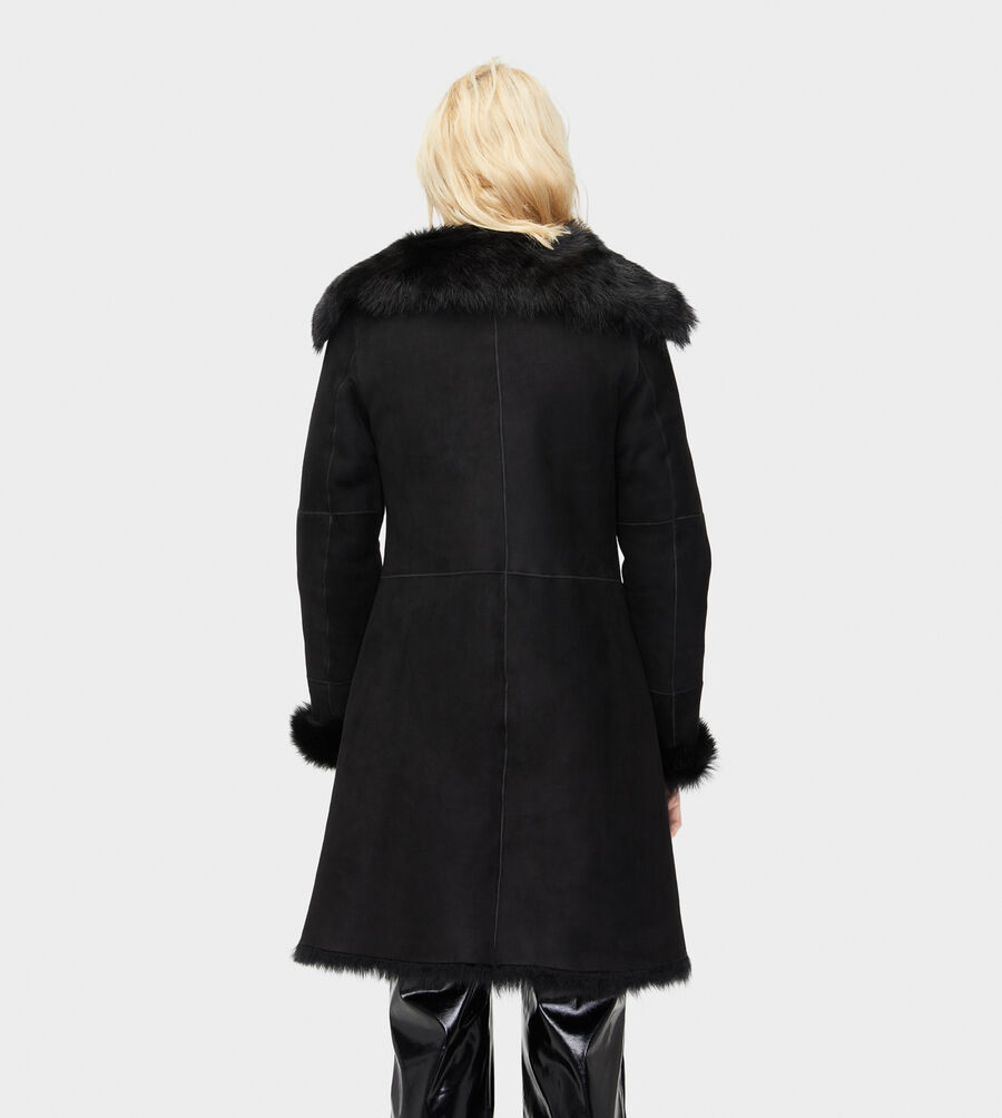 Vanesa Toscana Shearling Coat - Image 2 of 6