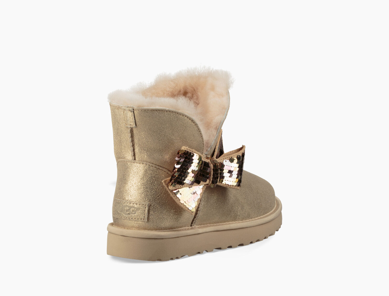 aaf825ef3a3 Women's Share this product Mini Sequin Bow Boot