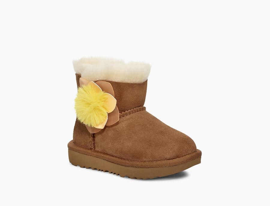 Mini Bailey II Cactus Flower Boot - Image 2 of 6
