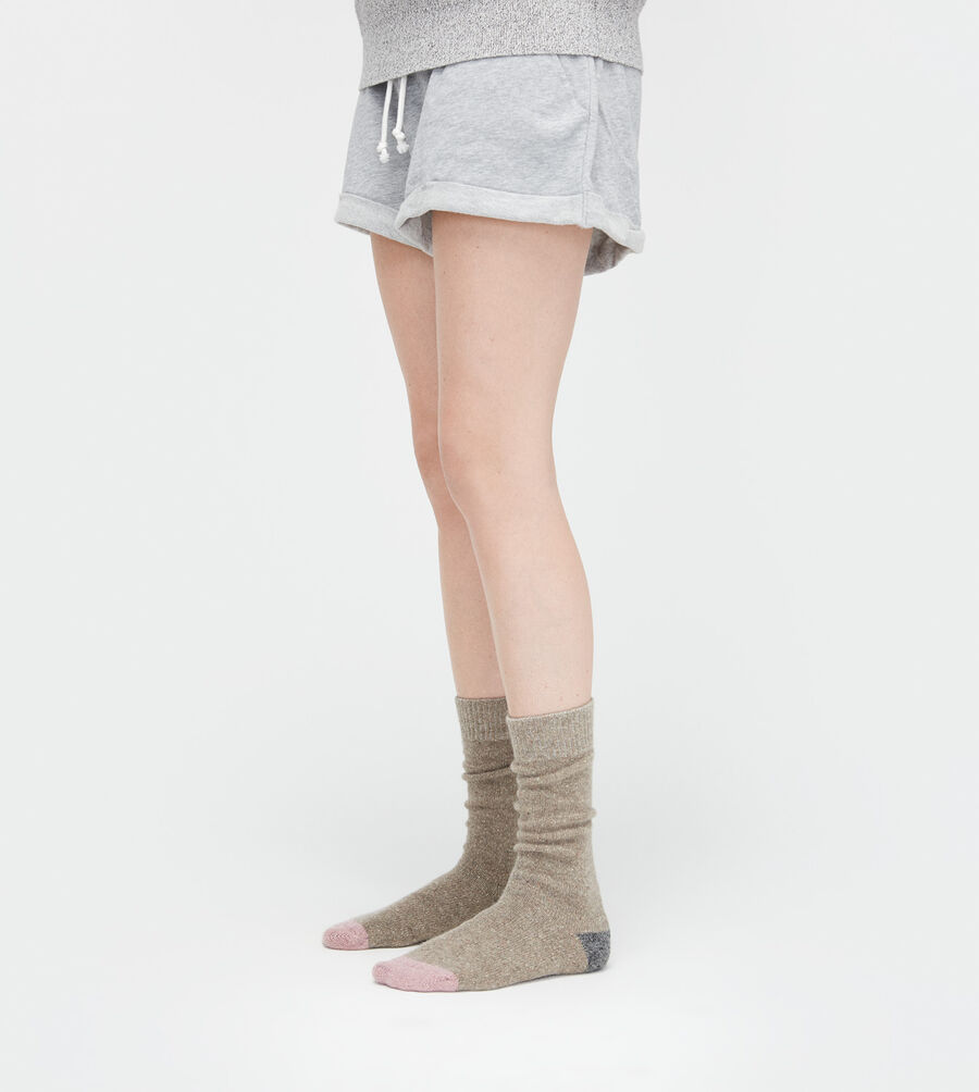 Color-Blocked Boot Sock - Image 2 of 3