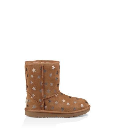 어그 빅키즈 클래식 부츠 UGG Classic II Short Stars Boot