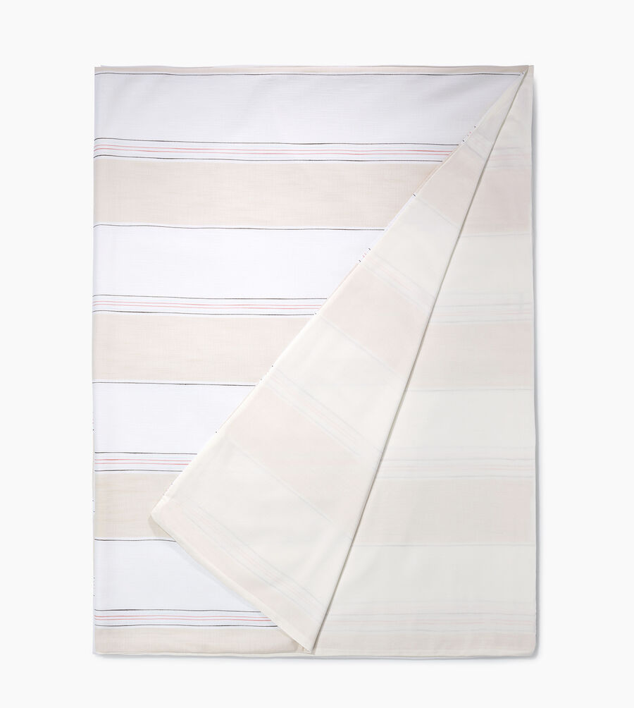 Oxford Stripe Duvet - Image 1 of 3