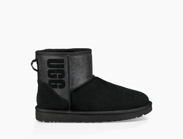 Classic Mini UGG Sparkle Boot