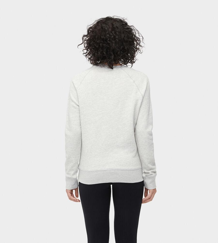 Fuzzy Logo Sweatshirt - Image 2 of 5