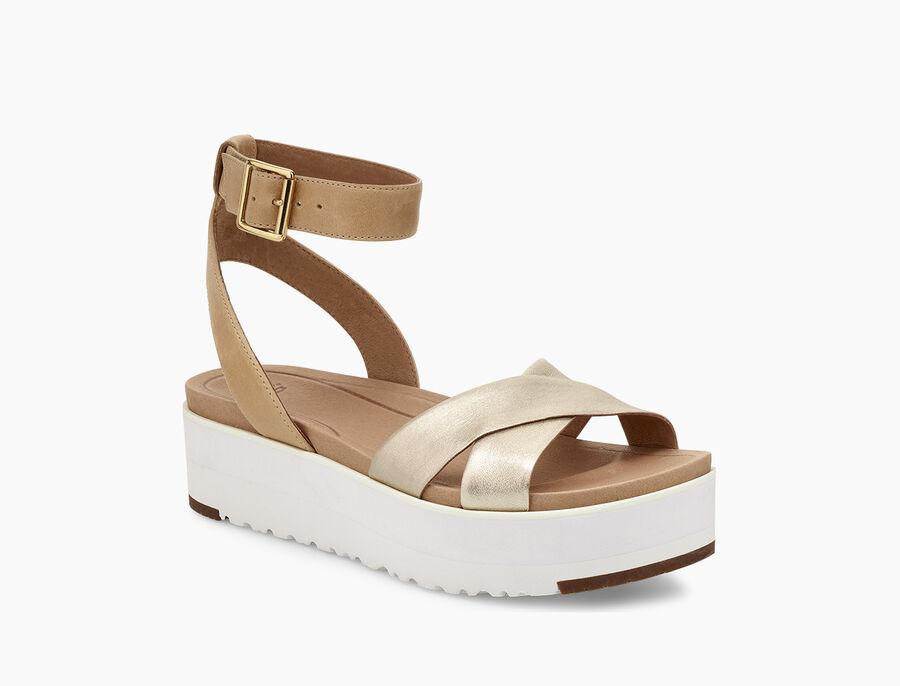 Tipton Metallic Sandal - Image 2 of 6