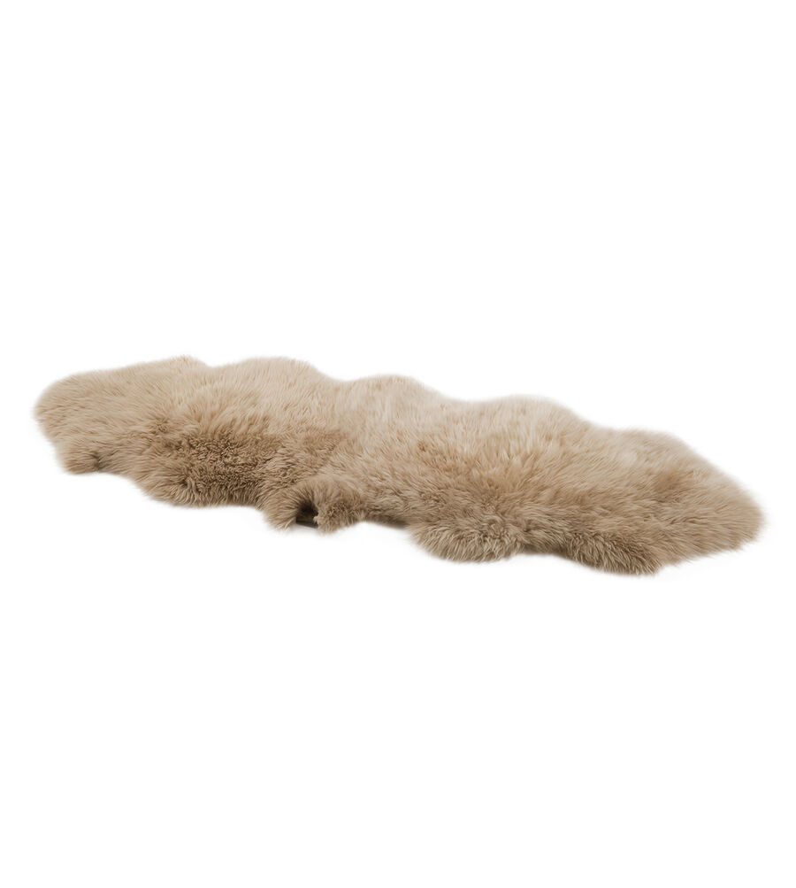 Sheepskin Area Rug - Double - Image 1 of 3