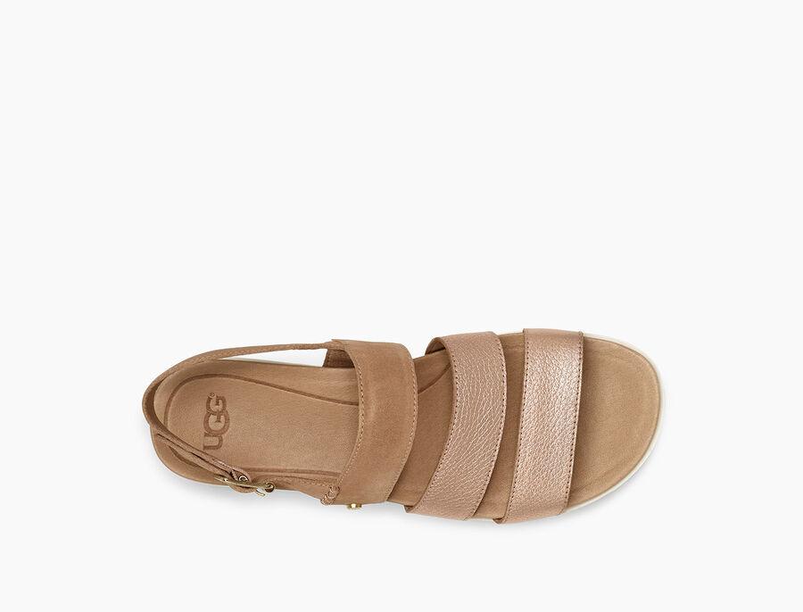 Braelynn Metallic Sandal - Image 5 of 6