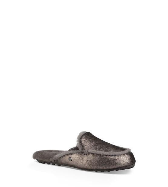 Lane Metallic Loafer