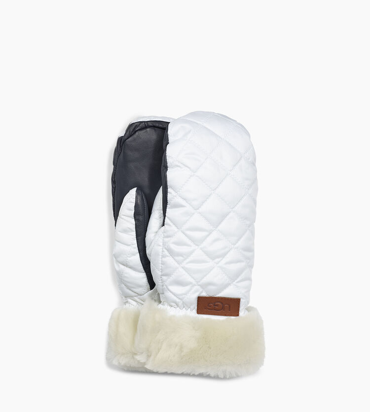Quilted Performance Mitten