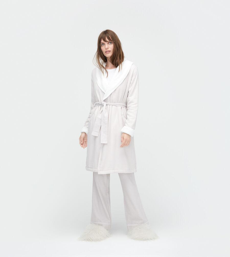 Anika Herringbone Robe - Image 3 of 3