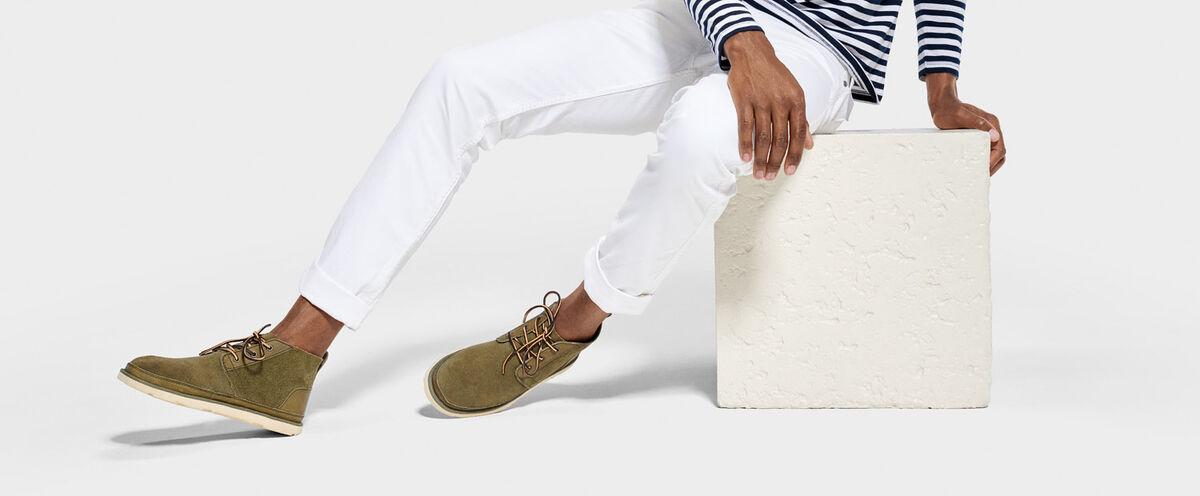 Neumel Unlined Leather Boot - Lifestyle image 1 of 1