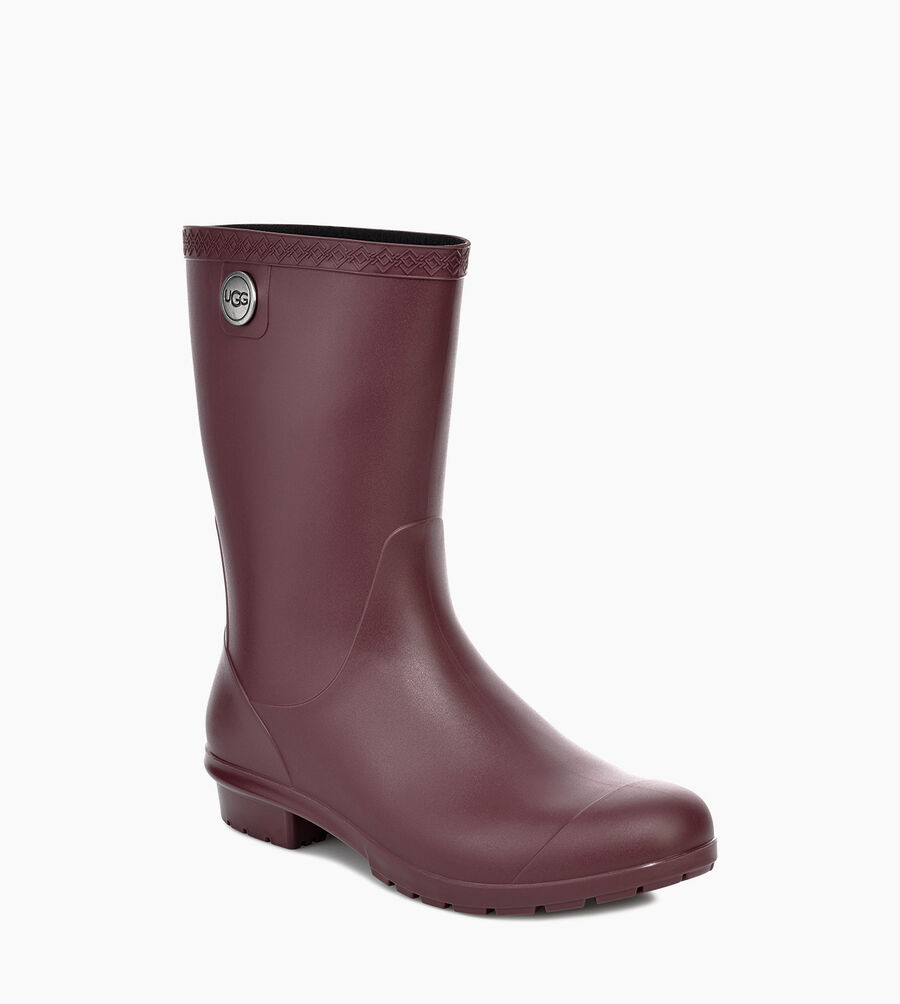 Sienna Matte Rain Boot - Image 2 of 6