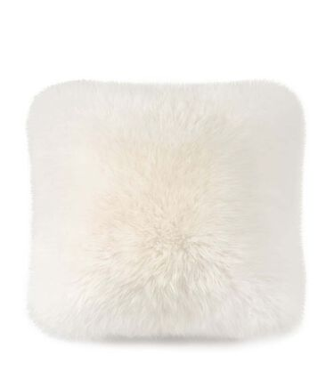 SHEEPSKIN PILLOW-18""