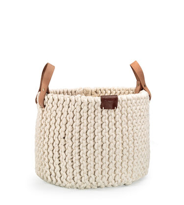 TULUM ROPE BASKET (MEDIUM)
