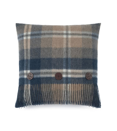 GLACIER PLAID PILLOW COVER 20