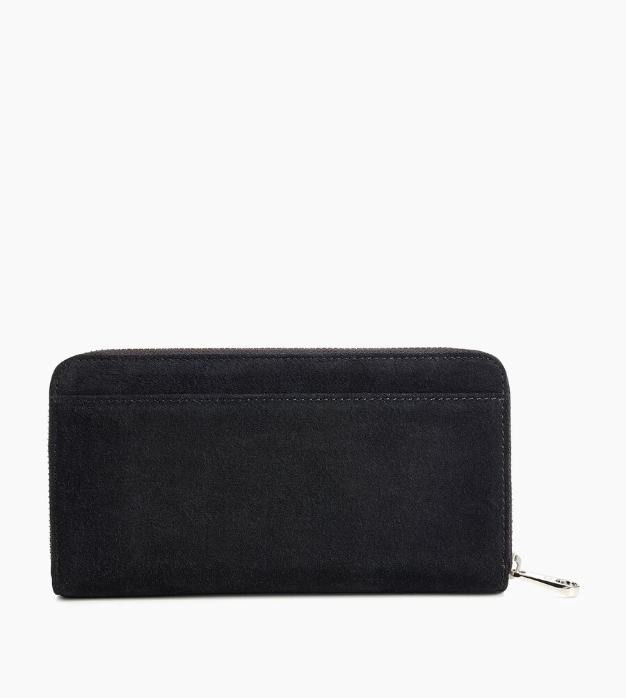HONEY ZIP ARND WALLET SHEEP