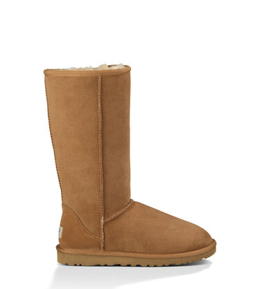 Women's Chestnut Classic Tall Side View