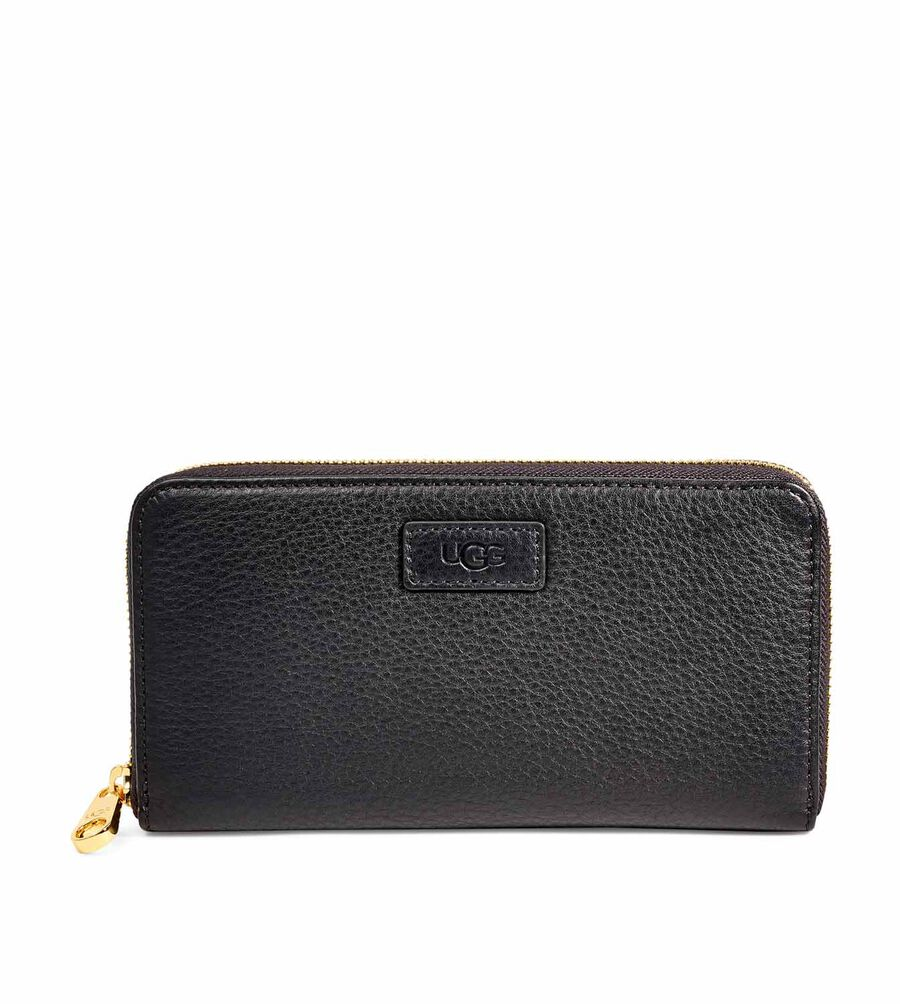 HONEY ZIP ARND WALLET LEATHER
