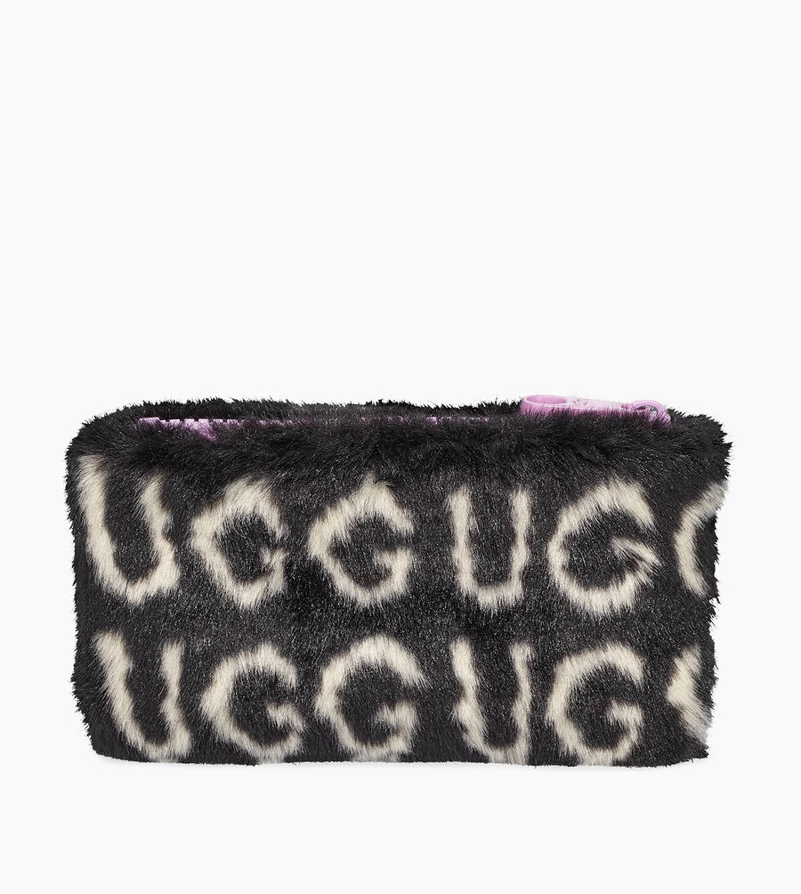 SMALL ZIP POUCH UGG