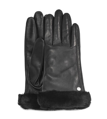 CLASSIC LTHR SHORTY TECH GLOVE