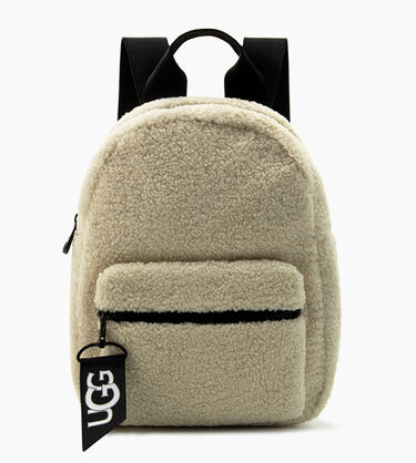 DANNIE MINI BACKPACK FAUX FUR