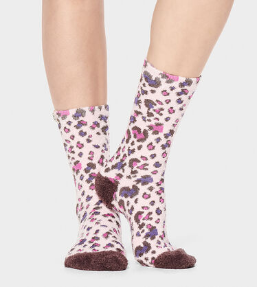 LESLIE GRAPHIC CREW SOCK
