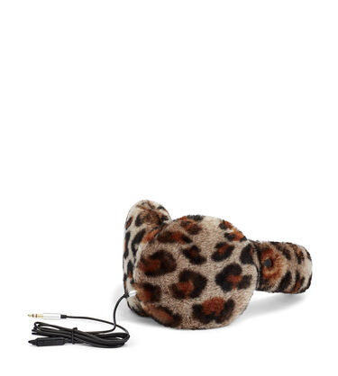 EXPOSED SHEEPSKIN EARMUFF