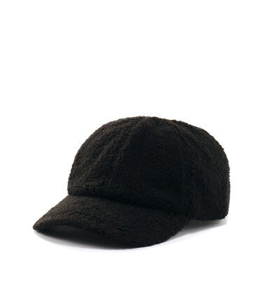 FAUX SHERPA CAP