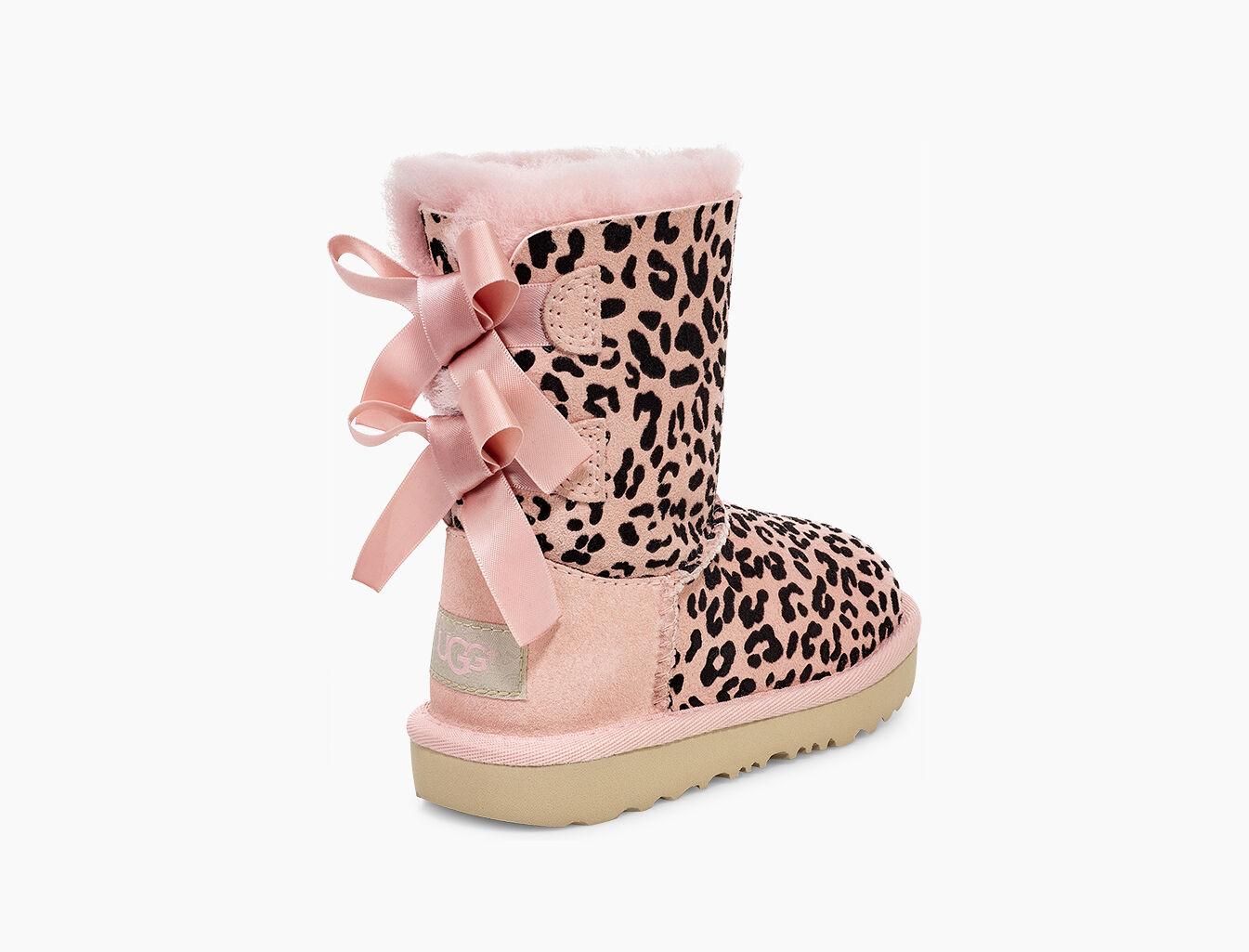 UGG® Exotic Bailey Bow II Classic Boot