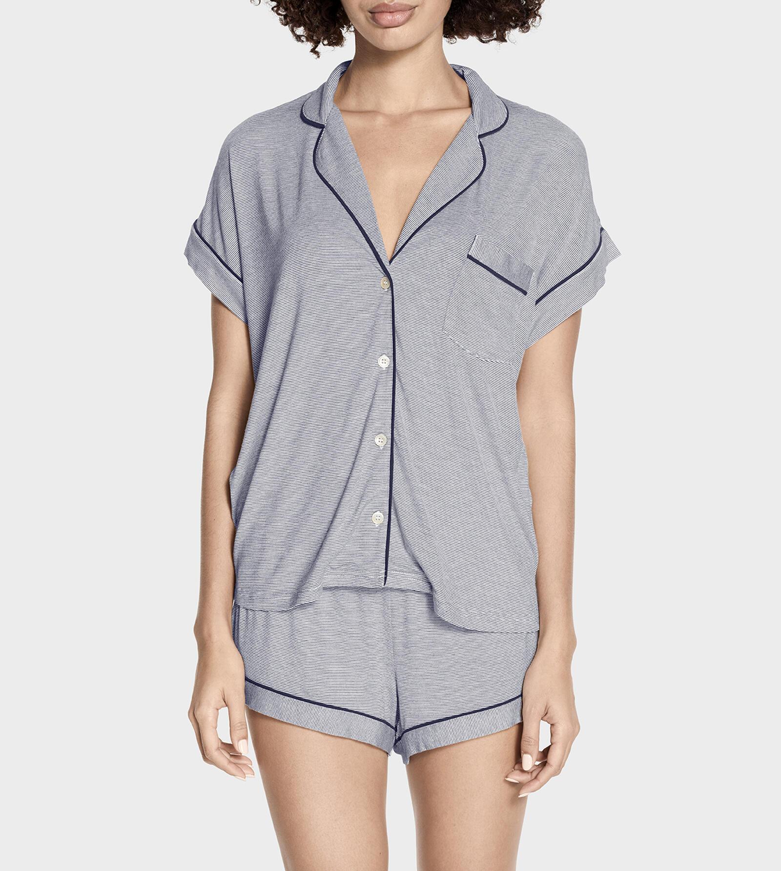 Amelia Set Mini Stripe Pyjama's